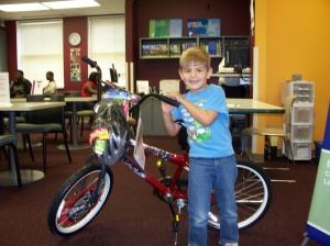 Stuart Landry bike