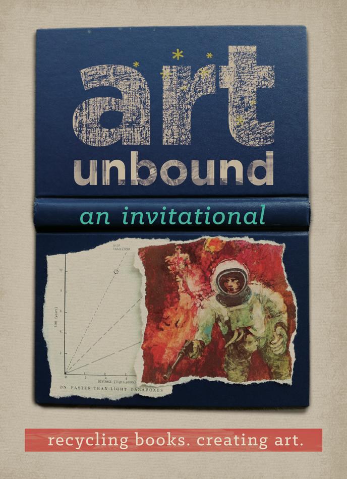 FOL Art Unbound Invite Front