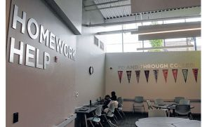 Driving Park Homework Help Center